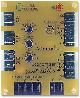 Air Economizers Controllers